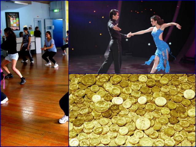 Школа танцев как бизнес