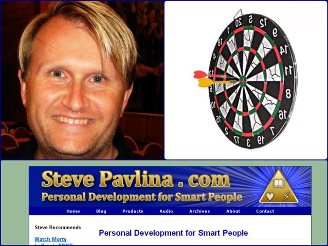 Стив Павлина: перфекционизм или завершенность?