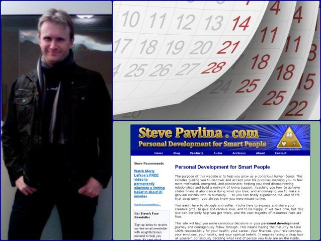 Стив Павлина: новые статьи