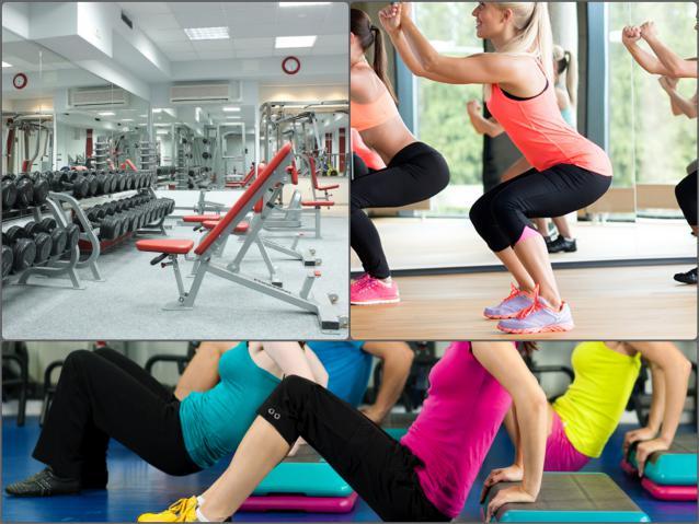 Зарабатывайте фитнес тренером