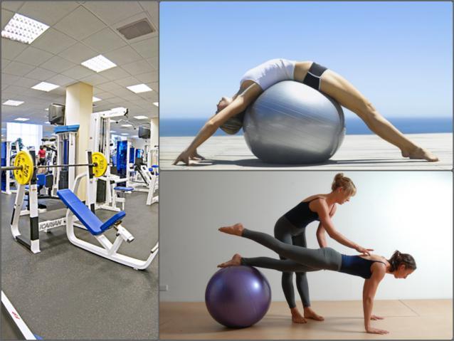 Стать фитнес инструктором